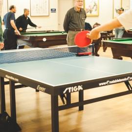 运动养生 - 乒乓球